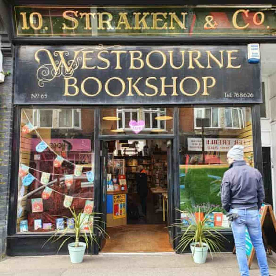 Westbourne Bookshop in Bournemouth