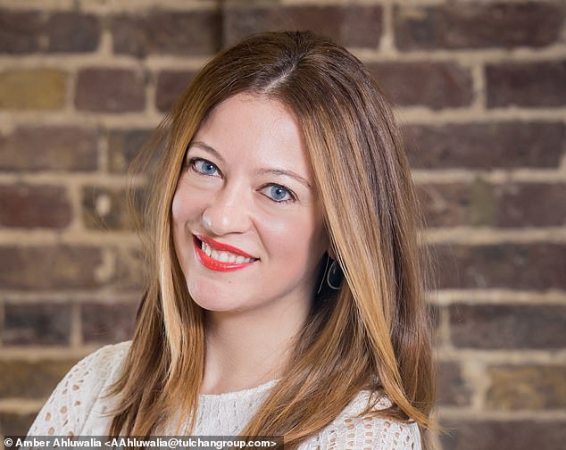 Rush: Pensionbee, run by Romi Savova (pictured), announced that its 137,000 customers could each buy shares worth between £250 and £5,000