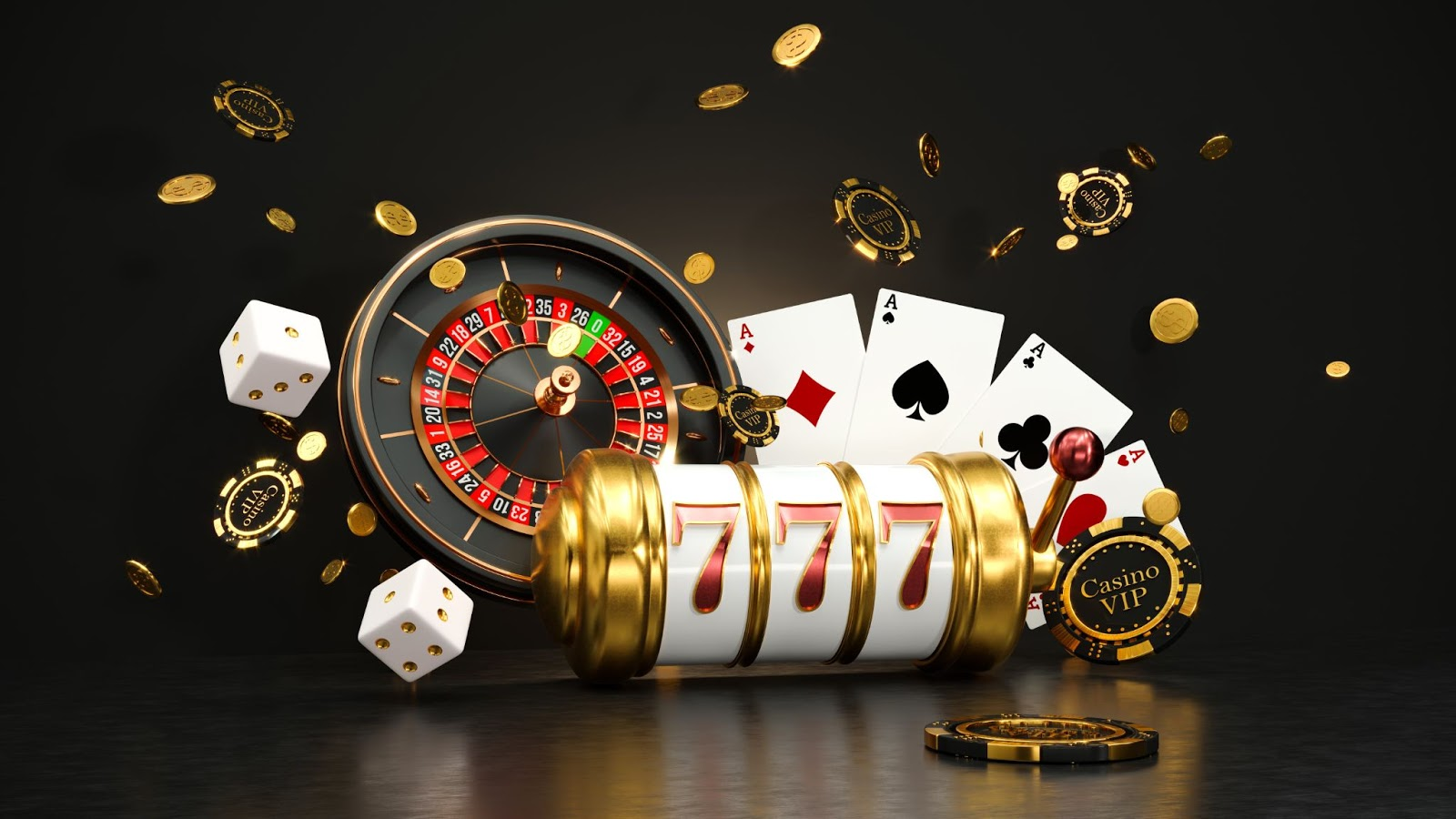 Why Do Online Casinos Give Out So Much Free Money? - Business Telegraph