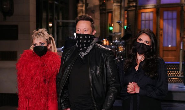 Mr Musk will feature on Saturday Night Live