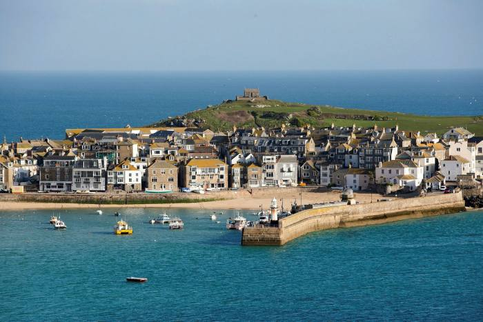 St Ives is one of the places that has attempted to restrict the number of second-home buyers by limiting sales of new-builds to residents but this has not dampened price inflation
