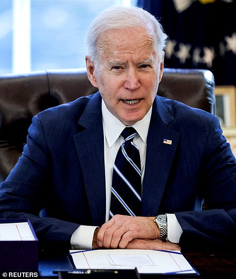 President Biden criticized the move as 'Neanderthal thinking'