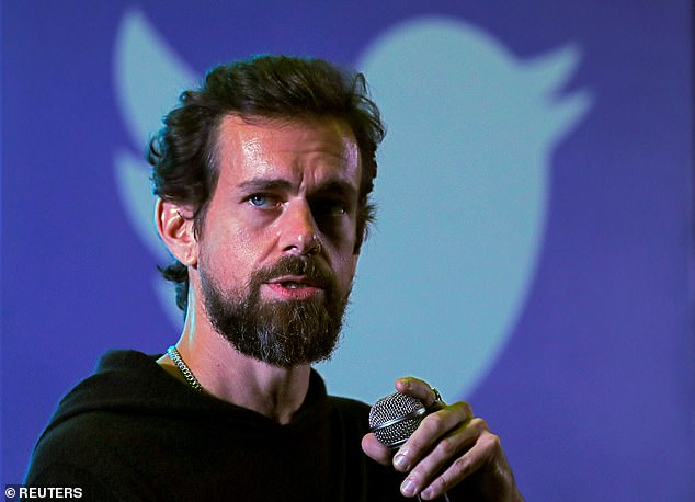 Twitter CEO Jack Dorsey (pictured) doesn't seem to be yielding to user demands to introduce an edit button for tweets