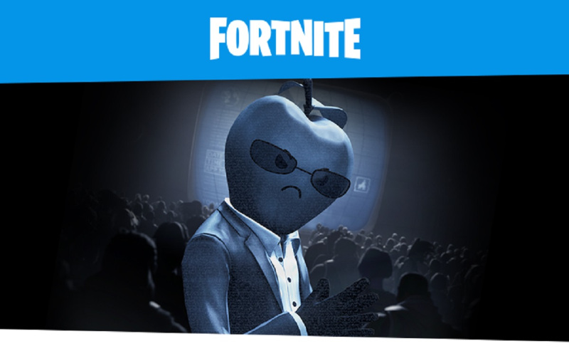 Epic Games is launching the Free Fortnite Cup. Guess who the villain is?