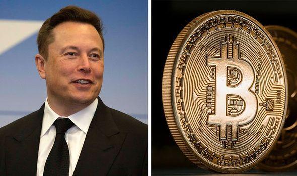 Musk sent the price of Bitcoin plummeting last night