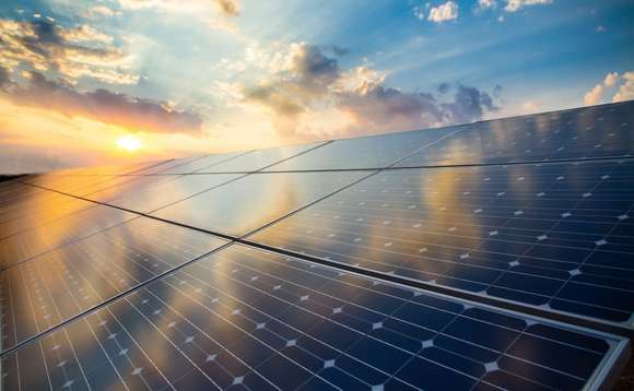 The fund is Europe's first ETF to offer pure play exposure to solar energy