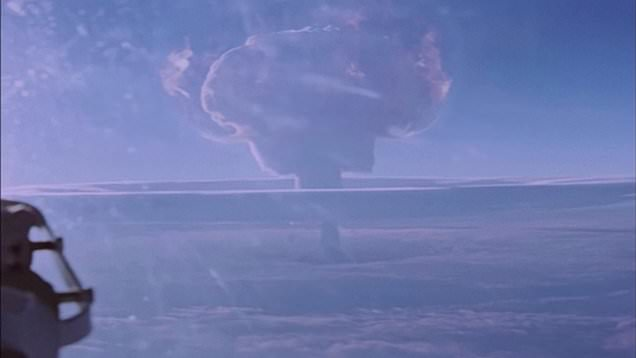 Russia release previously unseen 1961 footage of largest ever nuclear explosion