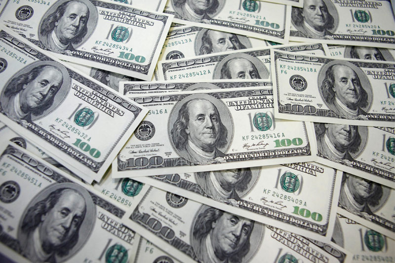 Dollar Edges Higher; Focus Turns to May CPI Release