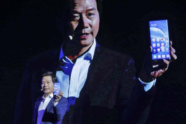Xiaomi unveils two 5G phones for China
