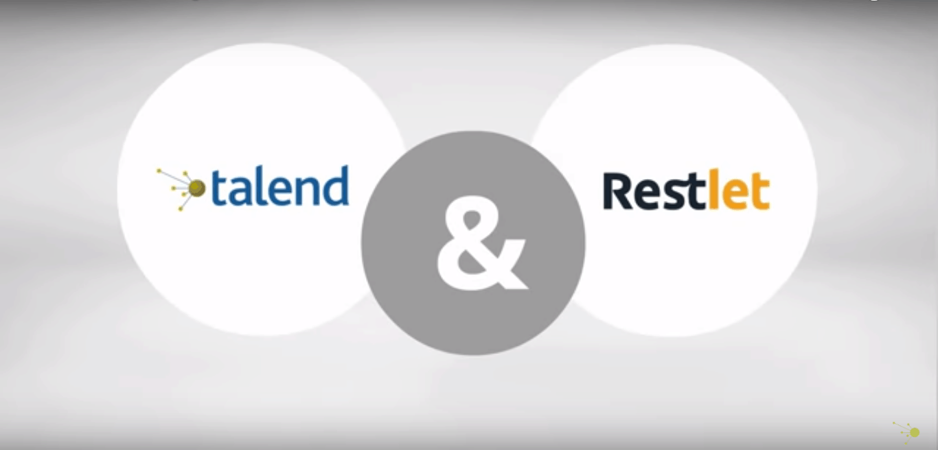 Talend and Restlet Tackles API-Driven Future - Business Today