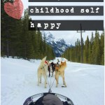 Dogsledding Canmore Alberta