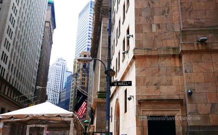 New York - Wall Street
