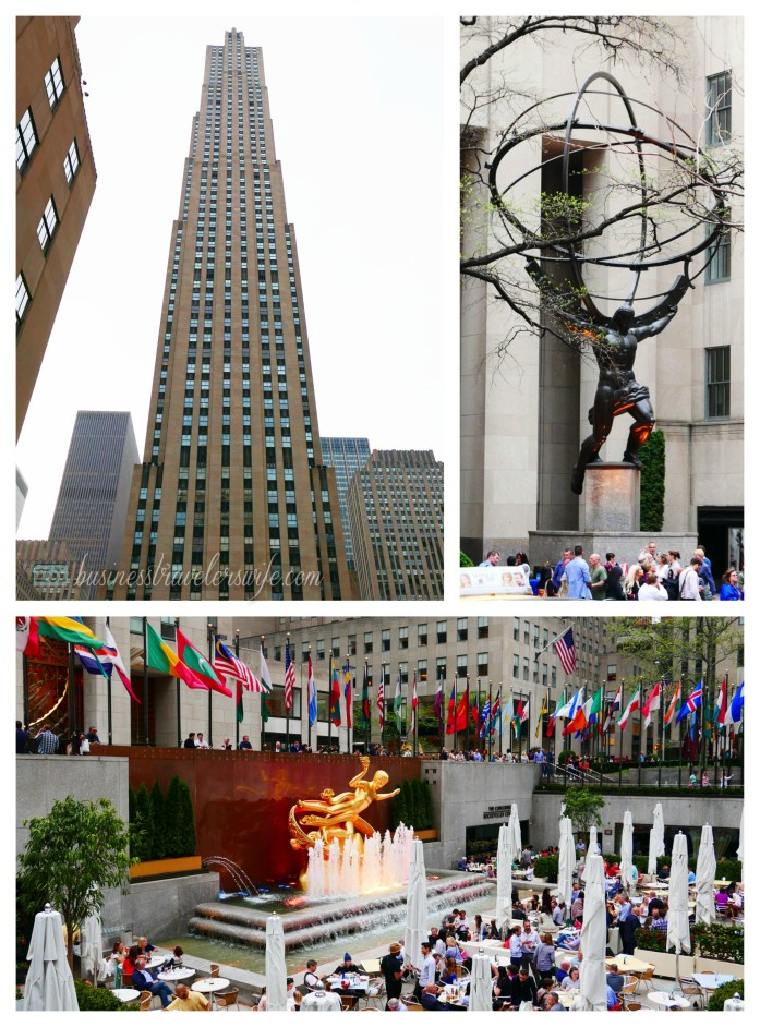 New York - Rockefeller Center