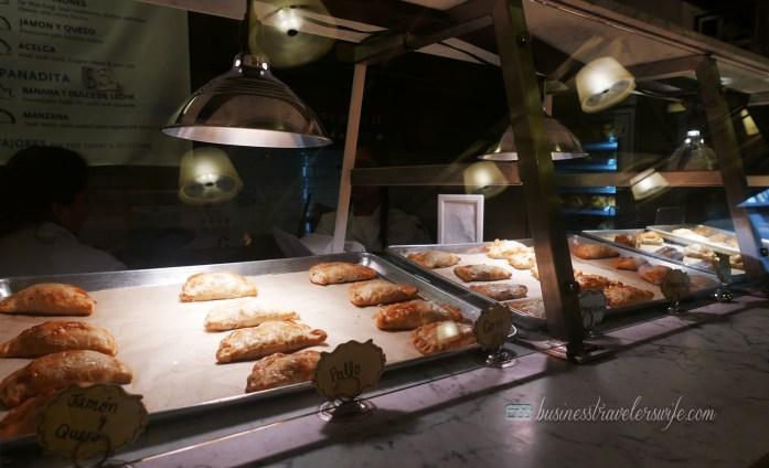 6 Amazing Places to Eat in San Francisco Port of San Francisco Ferry Building Marketplace El Porteno Empanada