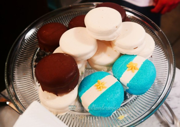 7 Amazing Places to Eat in San Francisco Port of San Francisco Ferry Building Marketplace El Porteno Alfajores