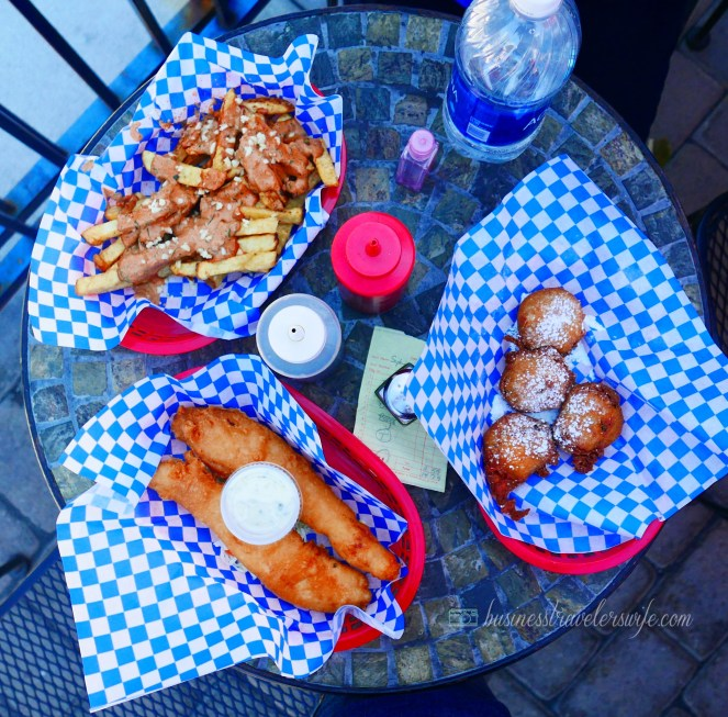 6 Amazing Places to Eat in San Francisco The Codmother Fish and Chips Deep-Fried Oreos Crazy Fries with Baja Sauce and Garlic