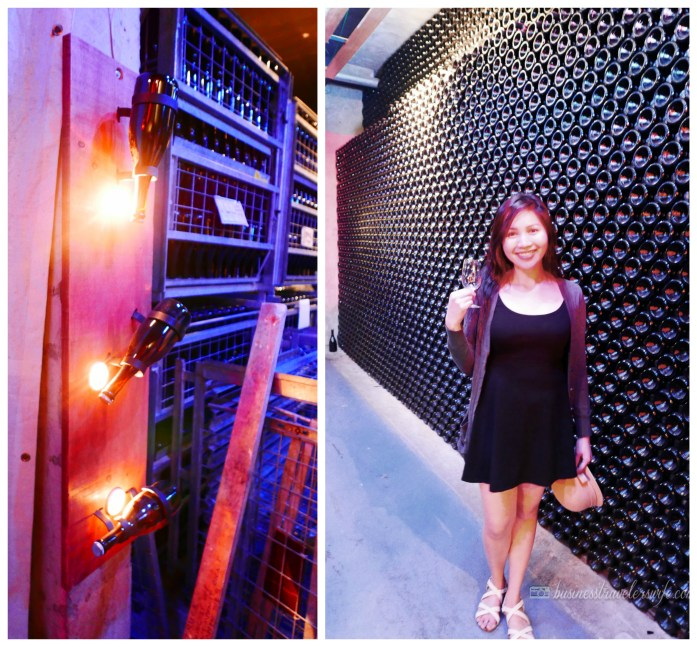Appreciating Wine: Vineyard and Winery Tour at Niagara-on-the-Lake Trius Winery Sparkling Cellar