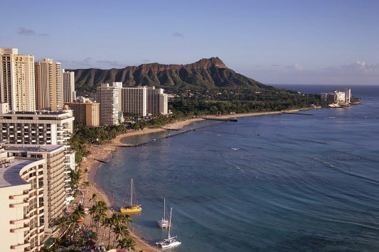 Bonus Aeroplan Miles by Converting Hotel Points Honolulu
