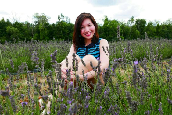 All Things Lovely at the Terre Bleu Lavender Farm Photoshoot