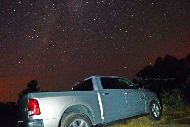 Crossing Off The Bucket List: Meteor Shower (Adventure and Tips) Torrance Barrens Dark-Sky Preserve Meteor Shower Pick-up Truck Milky Way