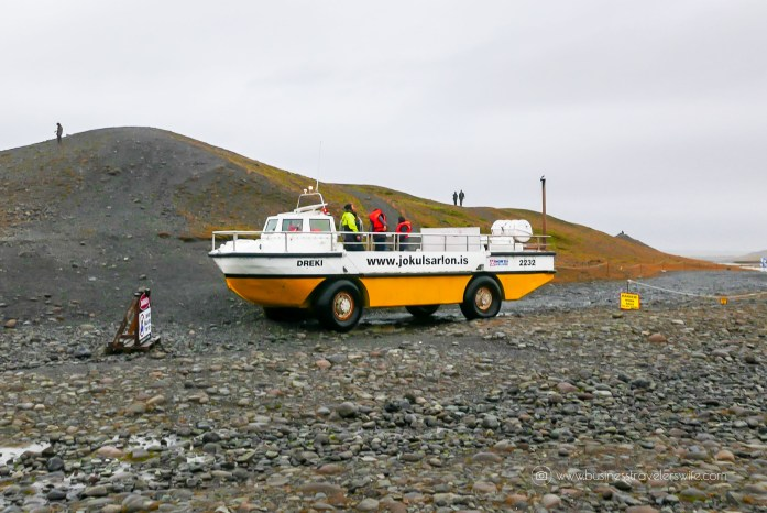 Discover the Glaciers in Iceland (A Self-Drive Tour) Jokulsarlon Glacier Lagoon Amphibian boat tour