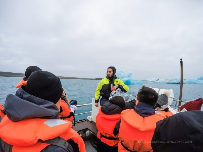Discover the Glaciers in Iceland (A Self-Drive Tour) Jokulsarlon Glacier Lagoon amphibian boat tour ice
