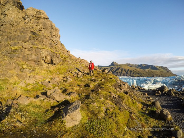 Discover the Glaciers in Iceland (A Self-Drive Tour) Svinafellsjokull Glacier Lagoon