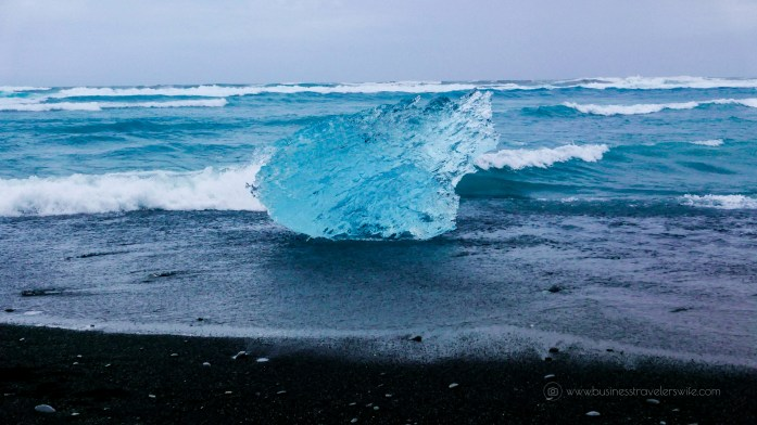 Discover the Glaciers in Iceland (A Self-Drive Tour) Jokulsarlon Glacier Lagoon Diamond Beach Black Sand Beach Ice Crystal