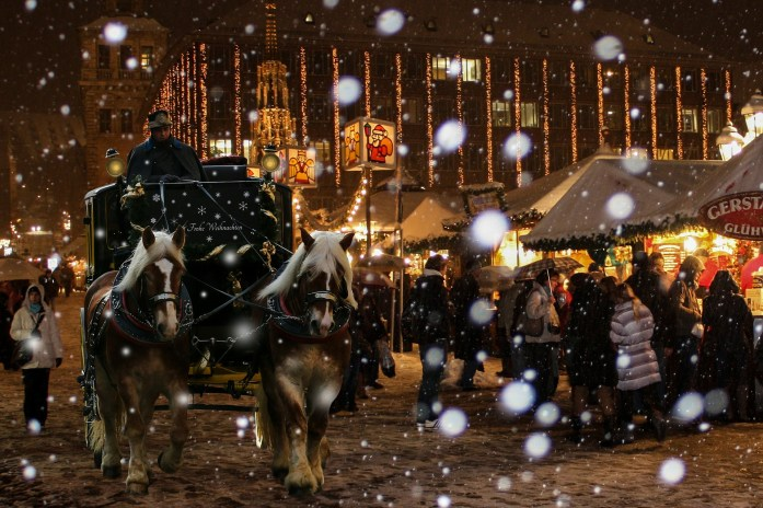 10 Must-Visit Christmas Markets Around the World for Foodies nuremberg Christkindlesmarkt