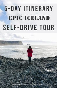 5-Day Itinerary For An Epic Iceland Self-Drive Tour