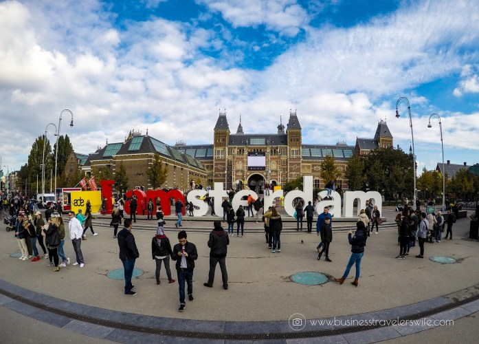 10 Interesting Things to Do in Amsterdam - I amsterdam Sign