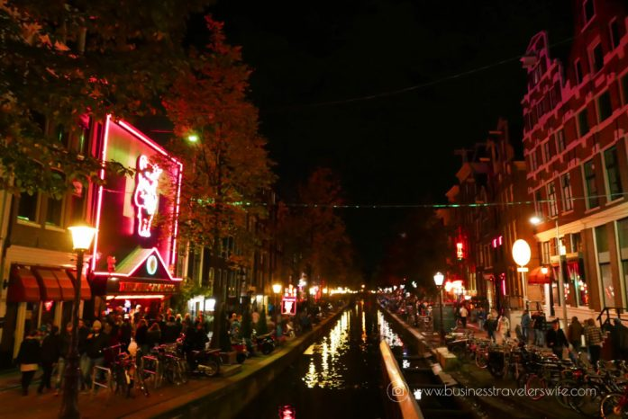 10 Interesting Things to Do in Amsterdam - Red Light District
