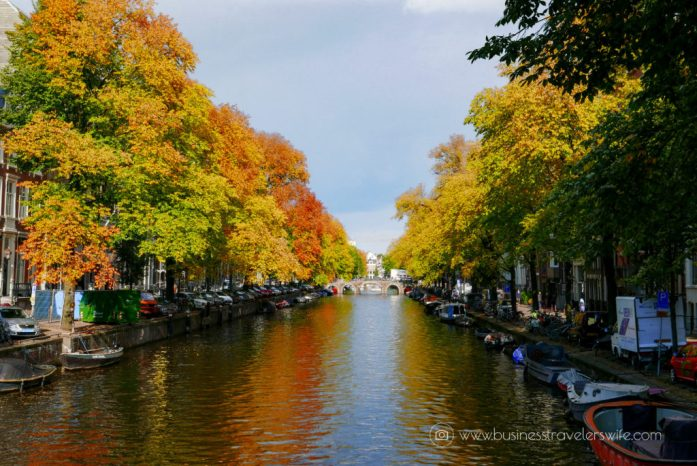 10 Things to Do in Amsterdam - Canal Cruise Fall