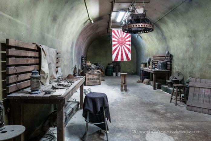 ATV Tour in Kualoa Ranch Oahu World War II Bunker Memorabilia (1 of 1)