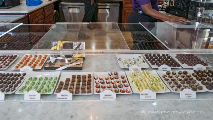 Eat Like a Local in Bahamas Tru Bahamian Food Tours' Bites of Nassau Graycliff Chocolatier