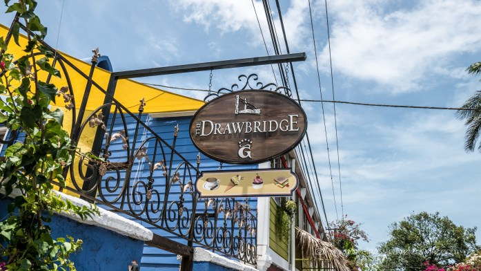 Eat Like a Local in Bahamas Tru Bahamian Food Tours' Bites of Nassau The Drawbridge Mango Gelato