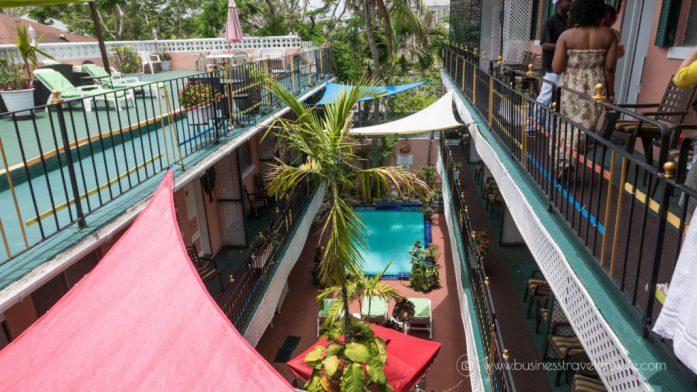 Eat Like a Local in Bahamas Tru Bahamian Food Tours' Bites of Nassau Towne Hotel