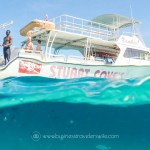 An Unforgettable Snorkeling Tour with Stuart Cove's in Bahamas Hollywood Bowl Fish Boat