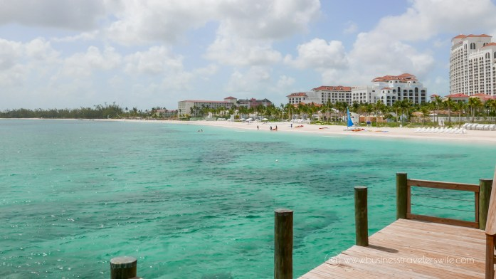 Grand Hyatt Baha Mar - A Grand Vacation in Nassau Bahamas Beach (1 of 1)-13