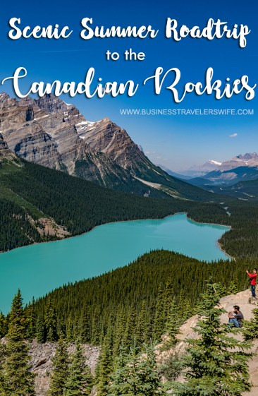 Pinterest Scenic Summer Roadtrip to the Canadian Rockies