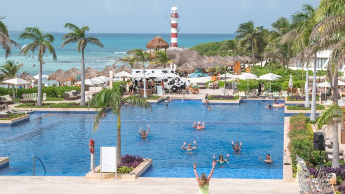 Experience the All-Inclusive Resort at Hyatt Ziva Cancun Activities