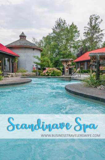 Check this relaxing getaway at Scandinave Spa Blue Mountain and get inspired to take a break and pamper yourself for a day!