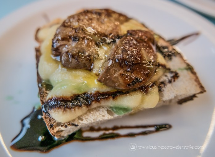 Experiencing the Best of Madrid in a Day - Explore, Eat, Stay Food Markets Mercado de San Anton tapas Foie Fresco a la Plancha con Compota de Manzana