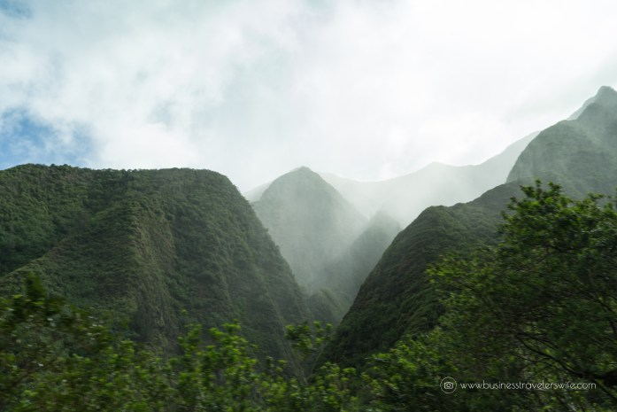 Visiting Haleakala Crater, Iao Valley and Other Interesting Stops in Maui Valley Isle Excursions Tour Kealia Iao Valley
