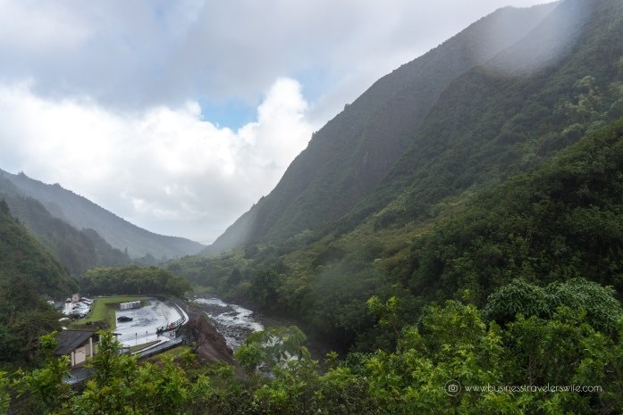 Visiting Haleakala Crater, Iao Valley and Other Interesting Stops in Maui Valley Isle Excursions Tour Iao Valley