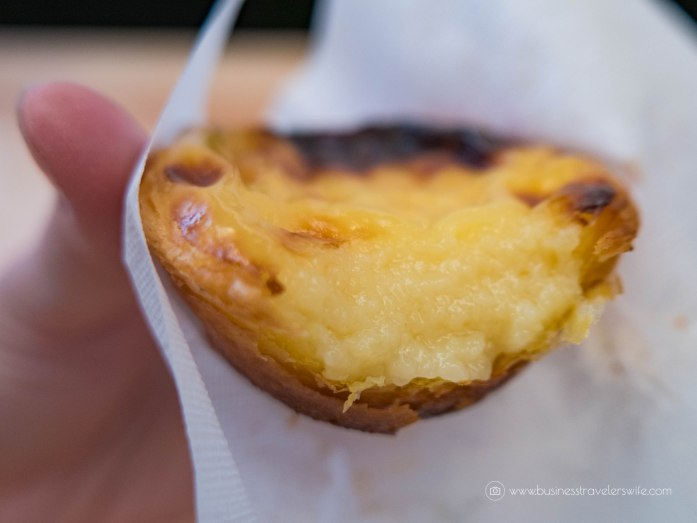 15 Travel Tips for Your First Trip to Lisbon Portugal Pastel de Nata Portuguese Egg Tart-6