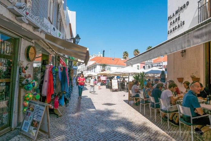 Quick Guide for a Day Trip to Cascais from Lisbon Cascais Historic Center