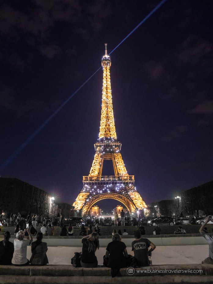 Beautiful Sights in Paris You Shouldn't Miss Sparkling Lights Eiffel Tower