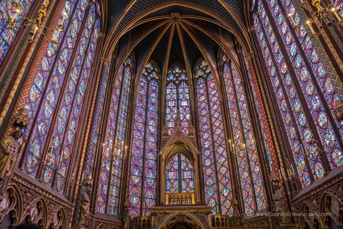 15 Untold Tips for Tourists Visiting Paris Sainte-Chapelle Stairs