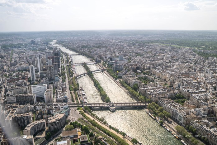 Beautiful Sights in Paris You Shouldn't Miss Views from the Eiffel Tower